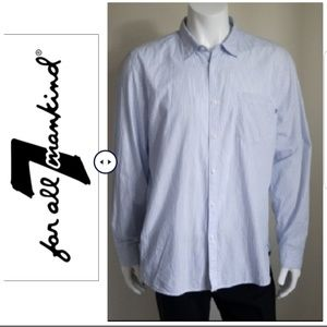 7 for All Mankind Shirt - Xlarge